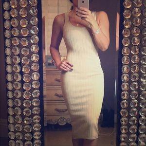 💕Sexy ribbed dress 💕